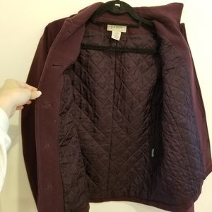 J. Crew Jackets & Coats - J.Crew Wool Blend Insulated Peacoat Size Small
